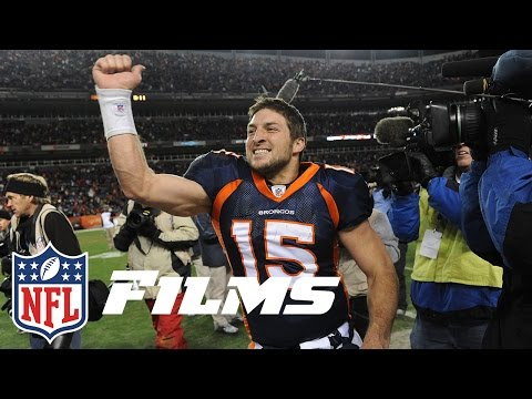 95e6cc56166 Watch   10 Tim Tebow Stuns the Steelers