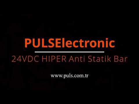 Anti Static Ionizing Bar 24VDC