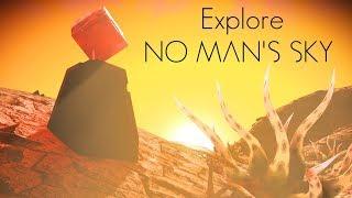 No Man's Sky - No Hud - No Commentary - Music UP
