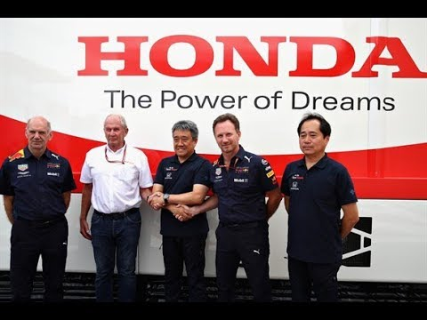 Chegada da Honda acontece na pior hora possível para Red Bull | GP às 10