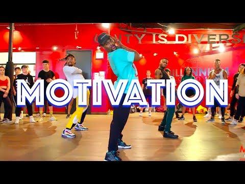 "Normani - ""Motivation"" - JR Taylor Choreography"