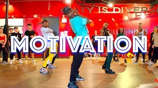 "Normani   ""Motivation""   JR Taylor Choreography"
