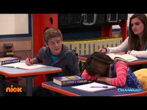 Game Shakers: Sleep Violence Disorder
