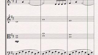 Beethoven's 5 Secrets for string quartet