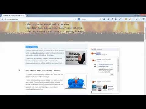 Part 1 - Ticketor Overview And Sign Up Mp3