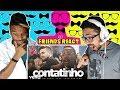 REAGINDO A Nego do Borel - Contatinho (Videoclipe) ft. Luan Santana