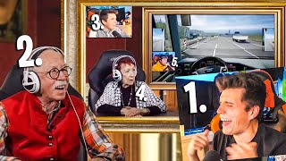 Die REreREreRE Reaction mit 5 Facecams!