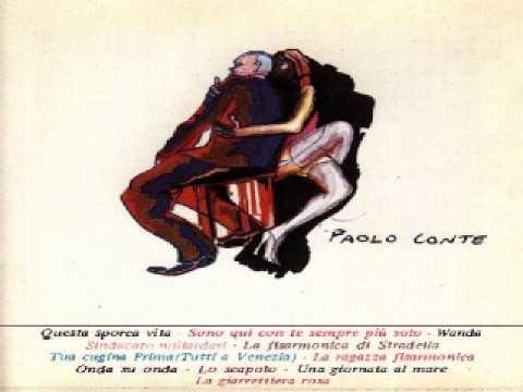 , title : 'Paolo Conte - Tua cugina prima (tutti a Venezia)'
