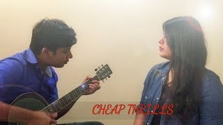 Sia Cheap Thrills : Acoustic Cover by Maggie ft. A - maggie