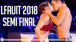 Marco et Elisa |  Semi final | France's got talent 2018