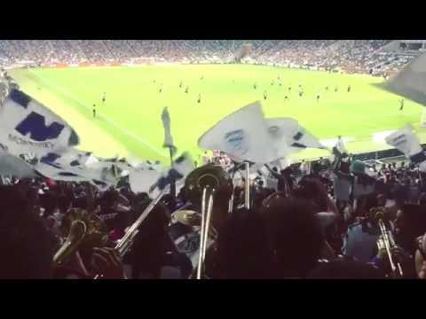 """""""Yo te sigo desde pequeño- la adiccion-Rayados"""" Barra: La Adicción • Club: Monterrey"""