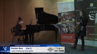 Mafalda Maia plays Light of Sothis by Amy Quate