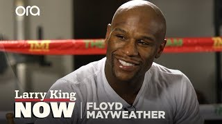 Floyd Mayweather on His Childhood, Manny Pacquiao, and WrestleMania