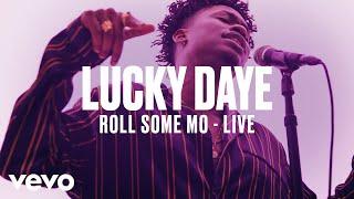 "Lucky Daye   ""Roll Some Mo"" (Live) | Vevo DSCVR"