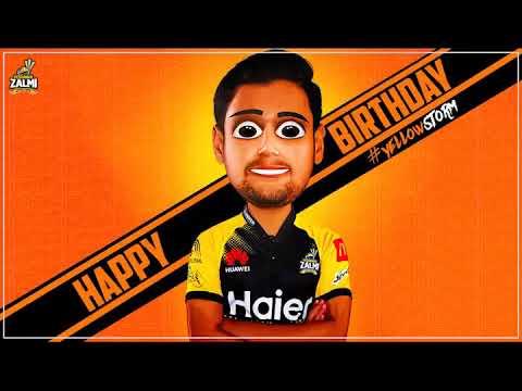 Haider Ali | 20th Birthday