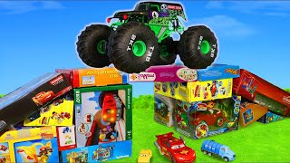 Monster Truck Toys: Cars, Trains, Tractors, Play Set & Toy Vehicles for Kids
