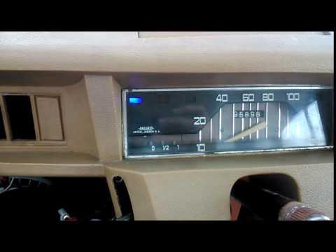 Luz de cuadro doble Renault 4