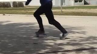 Choke Juicy Susi Mini Winnie 17 inch vinyl board unboxing and first ride