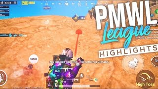 TeamINDSnax PMWL Gameplay #2 - PUBG MOBILE