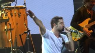 preview picture of video 'David Bisbal - Hoy - Festival de Peñas - Villa María - Córdoba - 07/02/2015'