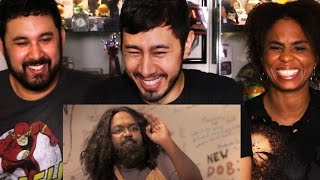 TVF's U FOR ARNUB #MakeIndiaGreatAgain | Reaction Discussion!