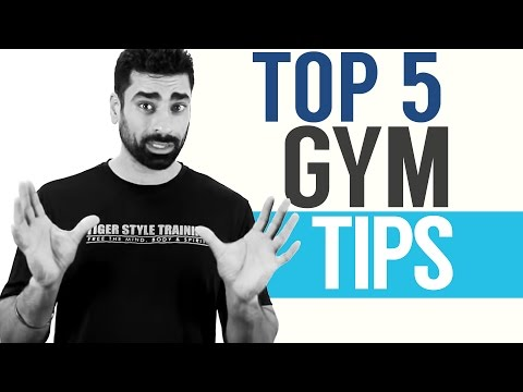 , title : 'TOP 5: Gym Tips for Beginners'