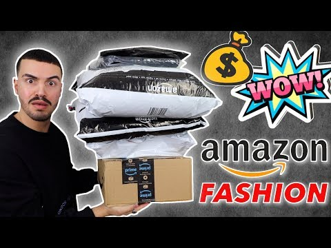RIESEN XXL AMAZON FASHION HAUL | Always Overdressed