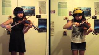 Britney Spears - Toxic (Violin Duet)