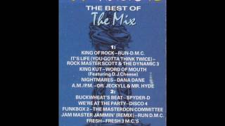 Rapmasters 12: The Best Of The Mix [full lp]