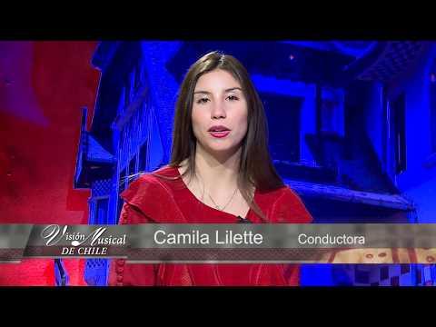 """video Visión musical de Chile cap 6 """"Nuestro canto"""" año 1988"""