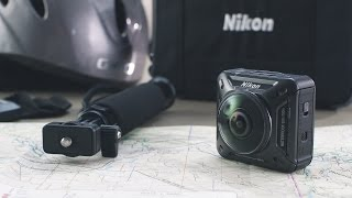 Nikon KeyMission 360: Product Overview
