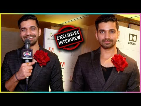 Vishal Singh Hot Look At Indian Telly Technical Aw