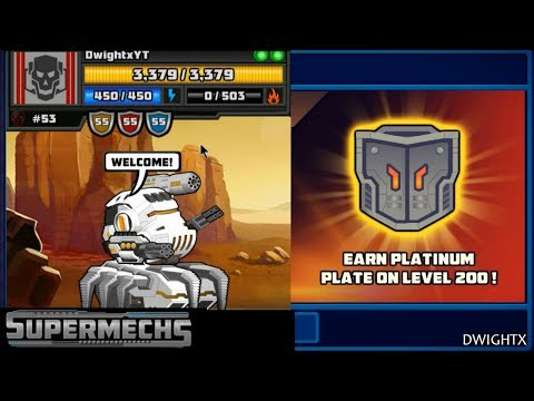 Supermechs⛅ 3,300 HP+ Mech (Fan 1v1s) ! 🔴 Sum1 Spends 20,000+ Tokens ???