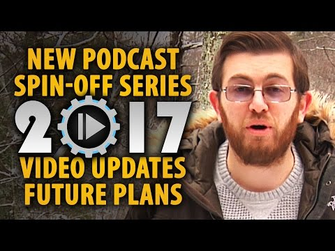 Jogwheel 2017 Updates! -- What Happened To All The Old Shows?