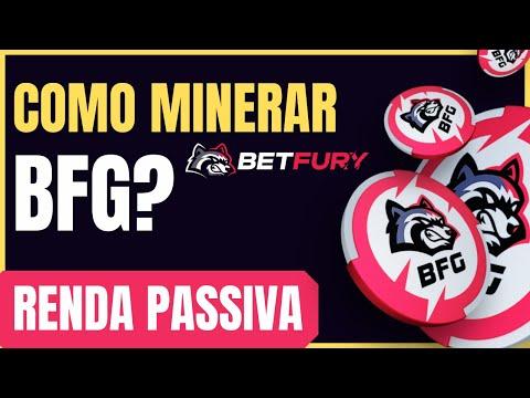 Como Minerar BFG na Plataforma BetFury