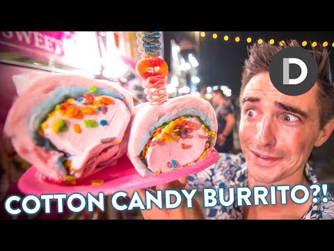 What is: CRAZY INSTAGRAM FOOD?!   626 Night Market Tour!