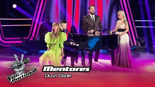"Marisa Liz, Áurea, Diogo Piçarra, António Zambujo – ""Ouvi Dizer"" | The Final | The Voice Portugal"
