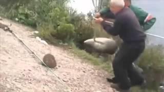 Epic fail fishing Вот это облом неудачники 100 уровня