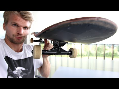 The Lightest Skateboard in the World – SETUP & REVIEW