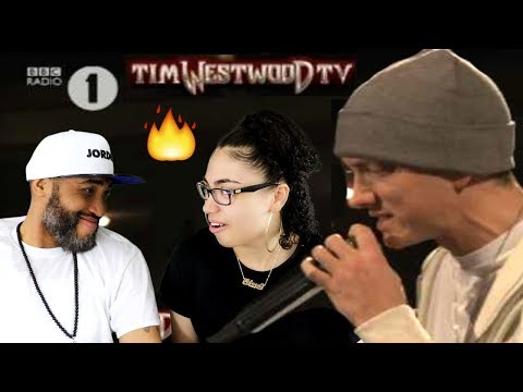 Eminem biggest ever freestyle in the world! - Tim Westwood REACTION