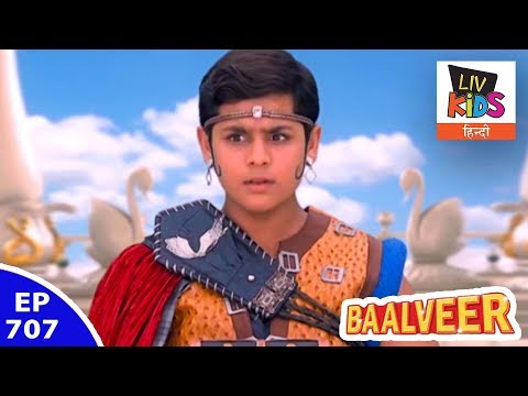 Baal Veer - बालवीर - Episode 707 - Baalveer Decides To Never Come Back To Earth