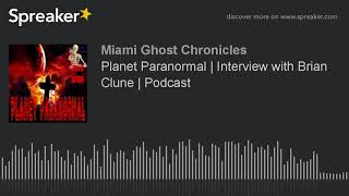 Picture of a podcast: Planet Paranormal