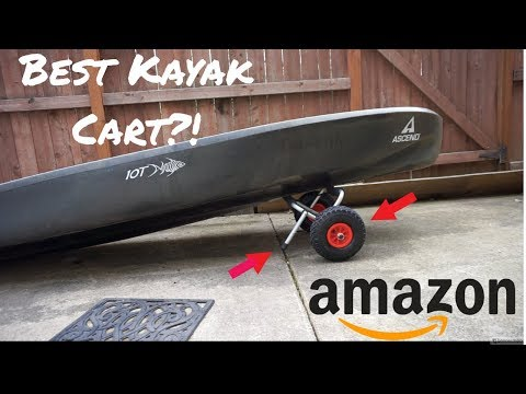 ABN kayak cart review 2018 (Amazon Kayak cart)