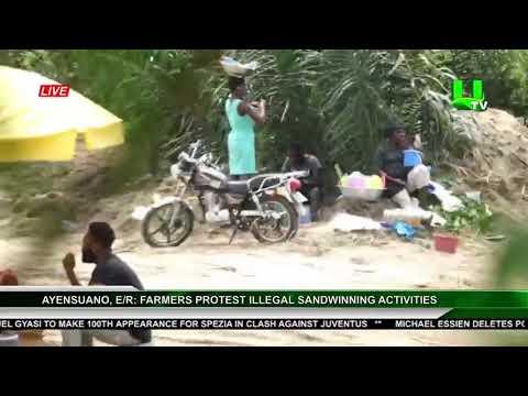 PRIME-TIME NEWS AGYA KWABENA AND ADWOA OBI YAA OBENG 02/03/2021