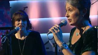 Mary Black and Joan Baez - Ring Them Bells