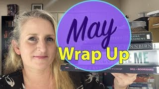 May 2018 Reading Wrap Up - Fantasy & Mermaids