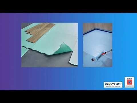 vidéo 8 : Revêtement de sol