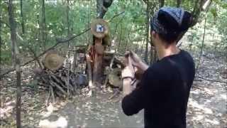 No-Spin Practice 3-6 meters