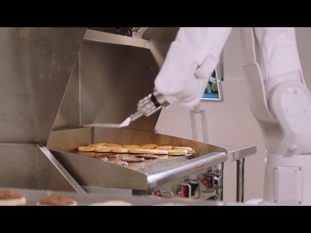 Робо-повар Flippy от Miso Robotics призван произвести революцию в ресторанном бизнесе