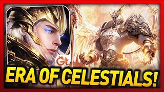 STARTING OUR QUEST TO BE A EPIC WARRIOR! Era of Celestials Gameplay Video!